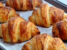 How to Make the Perfect Croissant Recipe