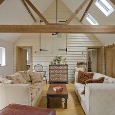 Coast house living room.