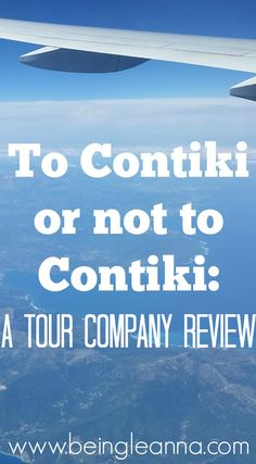 To Contiki, or Not To Contiki: A Detailed Review // Being Leanna