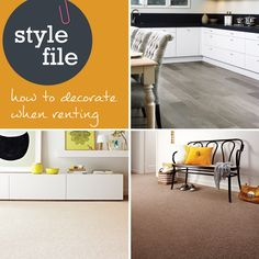 Renting doesn't have to limit your decorating. Thanks to today's style file from Clare of @checksandspots, you'll be able to add your personal style stamp without losing your bond!  http://www.choicesflooring.com.au/blog/how-to-decorate-when-youre-renting/