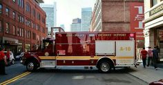 Boston SPARKS A10 Rehab Support Truck