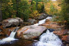 Must see swimming holes in Maine