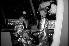 """Angela Cartwright """"Penny Robinson"""" First Season space suit with gloves from Lost in Space. (CBS-TV, T. on Jun 2010 Space Tv Shows, Lost In Space, Scene Photo, Behind The Scenes, Tv Series, Photo Galleries, Nostalgia, Celebs, Seasons"""