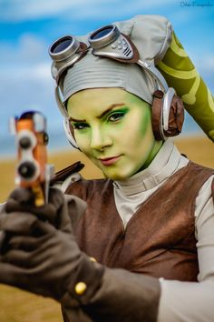 Hera Syndulla by analubelico.deviantart.com on @DeviantArt