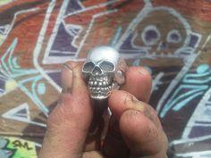 more graffiti and skull ring