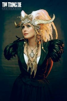 Sharon Den Adel / Mithras by Maskenzauber and Erlebenskunst / Photo by Tim Tronckoe