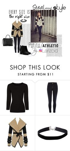"""Steal My Style"" by larizoid ❤ liked on Polyvore featuring Oris, Bershka, Alexander Wang, River Island, Miss Selfridge and Balenciaga"