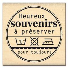 Tampon Heureux Souvenirs