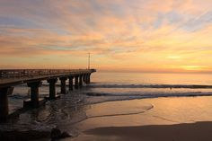 Port Elizabeth is known as one of the most beautiful and amazing city in South Africa. This is renowned for its excellent use of modern arch. Wonderful Places, Beautiful Places, Port Elizabeth, Small Town Girl, Small Towns, Norway, The Good Place, Northern Lights, Sunrise