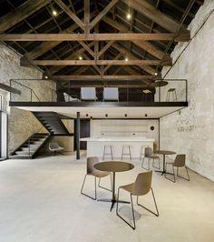 95 best interior mezzanine images arquitetura mezzanine floor rh pinterest com