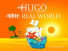 Hugo the Happy Starfish - Curiosity #Review #hugo #starfish #kidsbooks #reading #lifelessons #lifesecrets #curiosity #happiness #life #learning