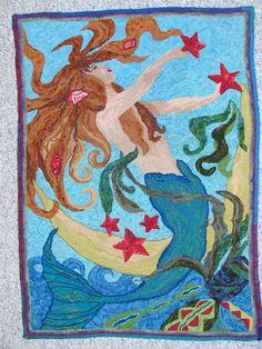 MoonandStars hooked by Sara-Beth black