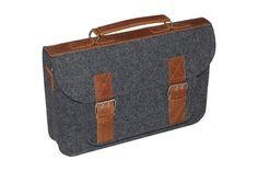 Laptoptas 13 in, vilten tas, macbook pro, macbook air 13 inch hoes, case, tas met lederen riem gesp