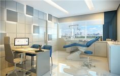 Simple dental office