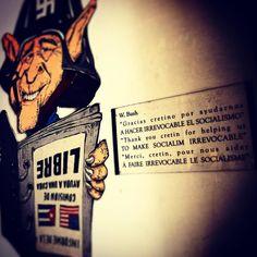 #elsocialismo #dubya #museodelarevolución #habana #havana #cuba  by mannkt