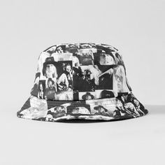 Stussy - Love Laura Bucket Hat - Black from Coat of Arms Brooklyn