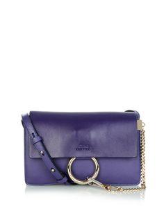 Faye small leather cross-body bag | Chloé | MATCHESFASHION.COM UK