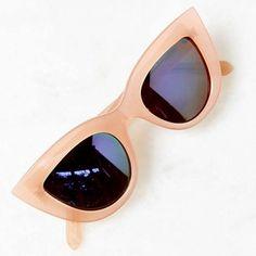 Kitty Cat-Eye Sunglasses Quay Eyewear Sunglasses