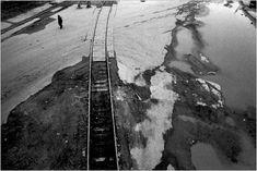 Autour de la mer Noire - voyages d'hiver, 1997-2000 ; Klavdij Sluban