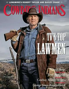 my favorite TV show.....Longmire on A & E