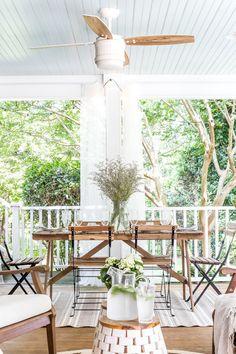 back porch summer ou
