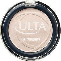 ULTA - Eyeshadow in Pearl (SH) #ultabeauty. gluten free, fragrance free, hypoallergenic. finely milled and blends seamlessly. can be used on eyes or on face as highlighter.