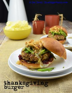 Zsu's Vegan Pantry: thanksgiving burger Actually 20 burgers in all.  Want to try each one.