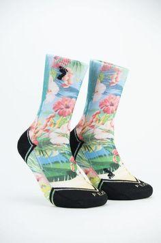 Alohas Socks