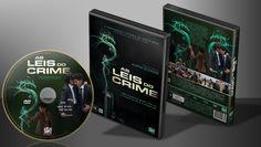 As Leis Do Crime - Capa - Capa | VITRINE - Galeria De Capas - Designer Covers Custom | Capas & Labels Customizados
