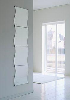 krabb mirror 44x40 cm. Black Bedroom Furniture Sets. Home Design Ideas