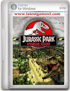 Jurassic Park Operation Genesis PC Game  Genere: Simulation By http://www.latestgames2.com/