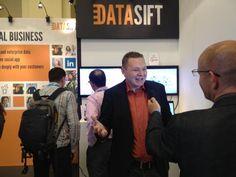DataSift founder @Nikki K interviewed at #LeWeb by @techcityinsider www.datasift.com