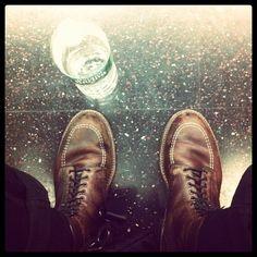 Badass Alden Indy boots