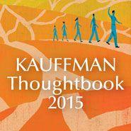 New Kauffman 'Thoughtbook' Explores Ideas that Drive Progress through Education and Entrepreneurship