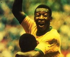Pele  National Team: Brazil  Born: October 23, 1940.  Position: Midfield  Clubs: Santos, New York Cosmos  Theme:  Norms and Exceptions  Reason: Coming from the poor streets of Brazil, Pele is the all time leading goal scorer for Brazil's national team, and the world (club wise). Pele was picked as Athlete of the Century, and Soccer Player of the Century in 1999 by various prestigious organizations. After his playing career Pele has continued to be a great ambassador for soccer and has acted.
