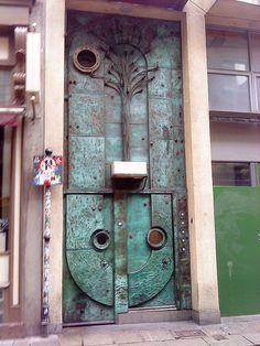 Dublin, Ireland door