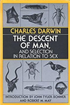 The Descent of Man  |  Charles Darwin