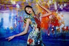 Неиссякаемый источник вдохновения, или красота женщин не знает границ