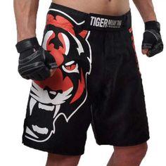 Aliexpress.com : Buy 2017 Tiger Muay Thai MMA Shorts Boxing Fighting Sanda Ropa Boxeo Bermuda Pantalones Cortos Mma Kick Boxing Wrestling from Reliable mma shorts boxing suppliers on huining Entertainment Store
