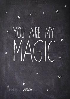 My magic ❤