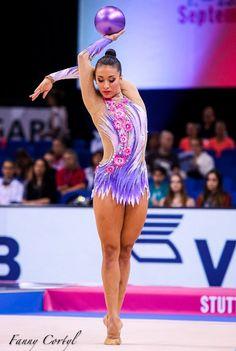 Natalia Garcia (Spain), World Championships 2015