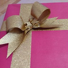 Easy plain #paper #wrapping and #ducktape #embellishment
