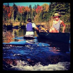 """#CanoeLove entry from Annie Gilmour. #canoe #romance  See the newest exhibition at The Canadian Canoe Museum: """"The story of paddling and romance. Can I canoe you up the river?"""""""