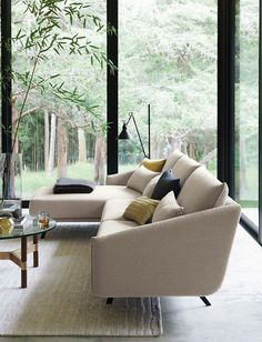 Costura Sectional with Chaise - Design Within Reach
