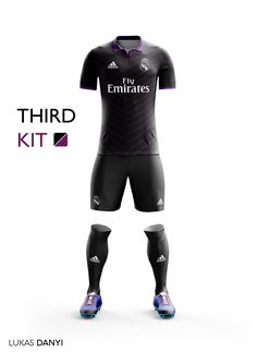 04a2058759 I designed football kits for Real Madrid CF for the upcoming season 16 17.