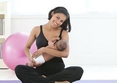 Every nursing mama needs some @glamourmom0228 - full support nursing bras built into stylish tanks and tops! #PNapproved