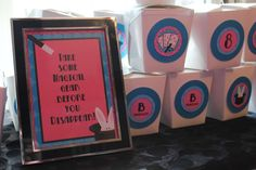 Magician Birthday Party Ideas | Photo 29 of 42 | Catch My Party