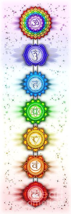 The Seven Chakras More