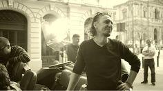 1st AD Igor Daniel smiling :)