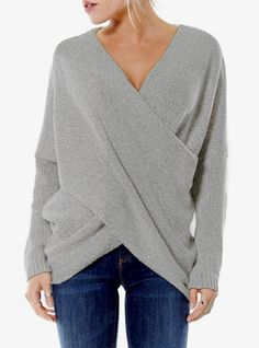 Let this stylish sweater be your statement piece!